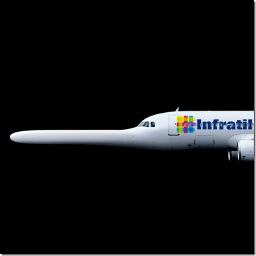 Infratil lier plane